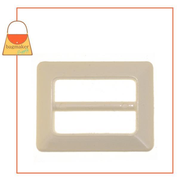 Representative Image of 1-1/4 Inch Plastic Slide, White (SLD-AA004))