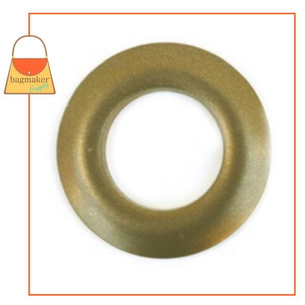 Representative Image of 1-1/16 Inch Plastic Grommet, Bronze Finish (EGR-AA002))