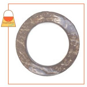 Representative Image of 1 Inch Coconut Shell Ring
