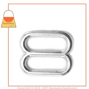 Representative Image of 5/8 Inch Cast Slide, Nickel Finish