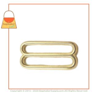 Representative Image of 1-1/2 Inch Cast Slide, Brass Finish