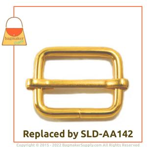 Representative Image of 1 Inch Moving Bar Slide, Gold Finish